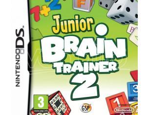 JUNIOR BRAIN TRAINER 2 AVVENTURA - OLD GEN
