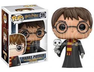 Harry Potter Funko POP Film Vinile Figura Harry Potter con Edvige 9 cm