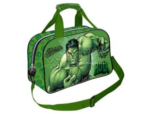 Marvel Hulk Borsa Sportiva 38cm Karactermania