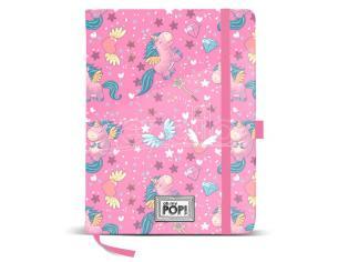 Oh My Pop Unicorn Pink Diario Karactermania