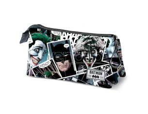 Dc Comics Joker Astuccio Triplo Karactermania