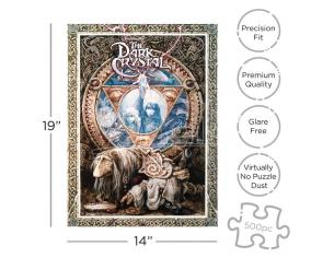 The Dark Cristallo 500  Pezzi Puzzle Puzzle Aquarius Ent