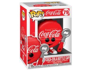 Pop Figura Coke Coca-cola Bottiglia Cap Funko