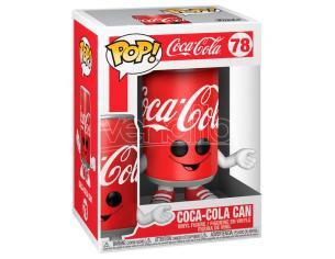 Coca-Cola Funko Pop Vinile Figura Lattina di Coca-Cola 9 cm