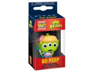 Pocket Pop Portachiavi Disney Pixar Alien Remix Bo Peep Funko