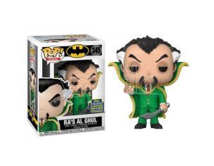 Batman Funko POP Super Eroi Vinile Figura Ra' Al Ghul 9 cm Esclusiva