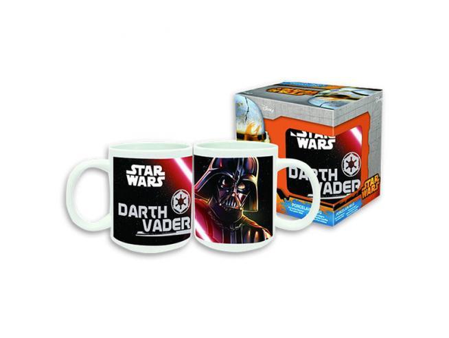 Star Wars Tazza in Ceramica Darth Vader Bambino Licensing
