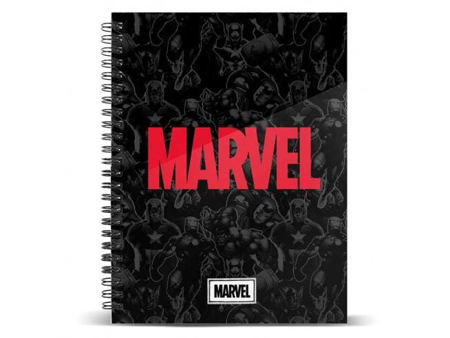 Marvel A4 Agenda Karactermania