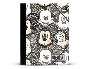 Disney Mickey Oh Boy A4 Raccoglitore Karactermania