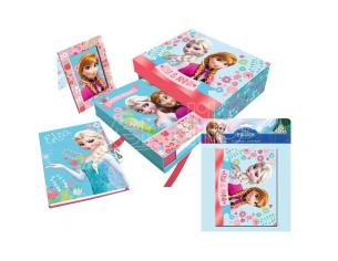 Set diario marco y album Frozen Disney Astro Europa
