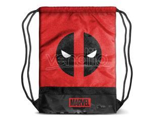 Marvel Deadpool Borsa Palestra 48cm Karactermania