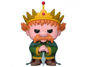Pop Figura Disenchantment King Zog Funko
