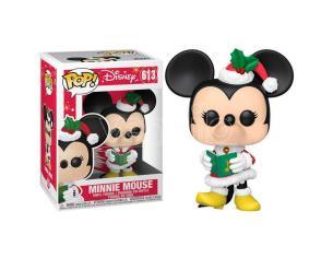 Pop Figura Disney Holiday Minnie Funko