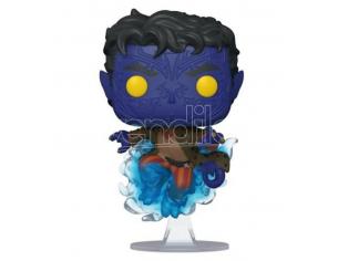 X-Men Marvel Funko POP Super Eroi Vinile Figura Nightcrawler Teletrasportato 9 cm Esclusiva