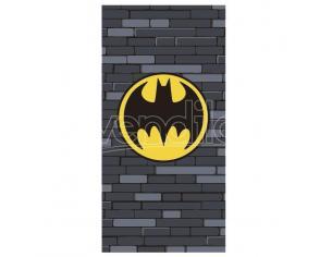 Dc Comics Batman Microfibra Telo Mare Asciugamano  Dc Comics