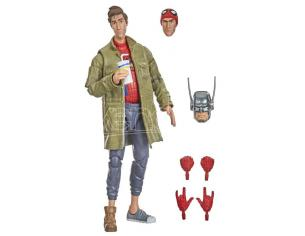 Marvel Spiderman Into The Spider-verse Peter B. Parker Figura 15cm Hasbro