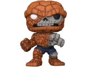 Zombies Marvel Funko POP Super Eroi Vinile Figura La Cosa 25 cm Esclusiva
