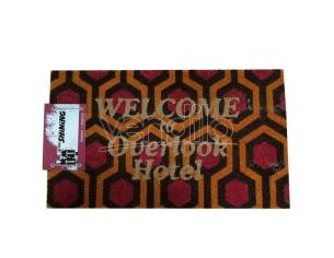 The Shining Zerbino Welcome to Overlook Hotel 60 x 40 cm Sd Toys