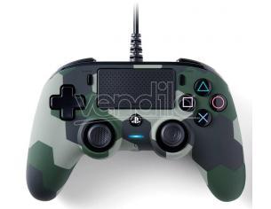 NACON CONTROLLER WIRED CAMO GREEN PS4 JOYPAD