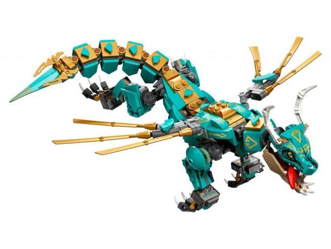 LEGO NINJAGO 71746 - DRAGONE DELLA GIUNGLA