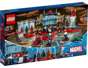 LEGO SUPER HEROES 76175 - MARVEL SPIDER MAN ATTACCO AL COVO DEL RAGNO