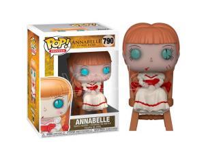 Pop Figura Annabelle In Chair Funko