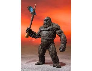 Godzilla Vs Kong Kong Monsterarts Action Figura Bandai