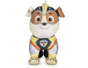 Paw Patrol Super Paws Rubble Peluche 37cm Play By Play