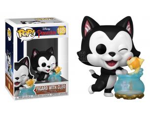 Pinocchio Disney Funko POP Animazione Vinile Figura Figaro che Bacia Cleo 9 cm