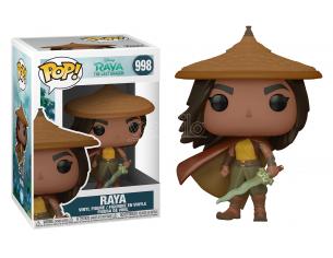 Raya e l'Ultimo Drago Disney Funko POP Animazione Vinile Figura Raya 9 cm