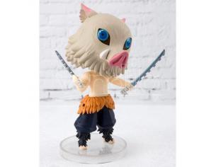 Demon Slayer Kimetsu No Yaiba Inosuke Hashibira Figura 9cm Tamashii Nations