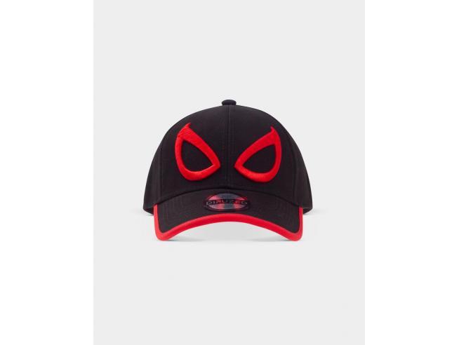 Spider-man - Minimal Eyes Cappellino Da Beaseball Difuzed