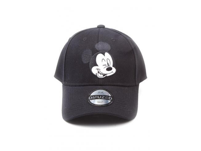 Disney - Mickey Mouse Berretto Curvo Difuzed