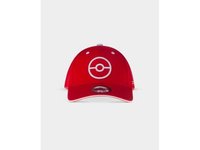 Pokémon Cappellino Regolabile Trainer TECH Difuzed