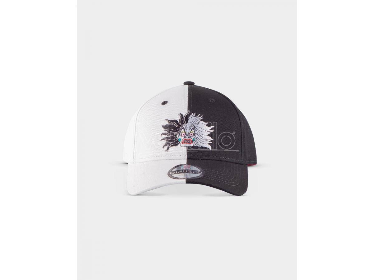 Disney - 101 Dalmatians Ii - Cruela Cappellino Regolabile Difuzed