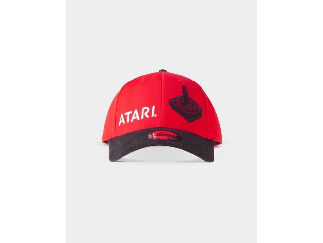 Atari - Logo & Joystick Men's Cappellino Regolabile (tbd) Difuzed