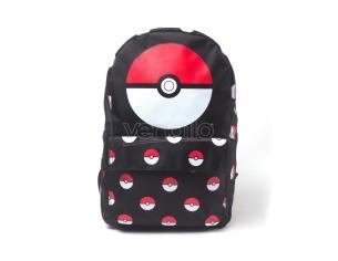 Pokémon Zaino Pokéball Aop 28 cm Difuzed