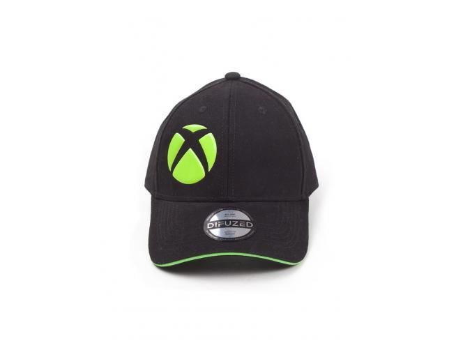 Xbox Cappellino Con Simbolo Regolabile Difuzed