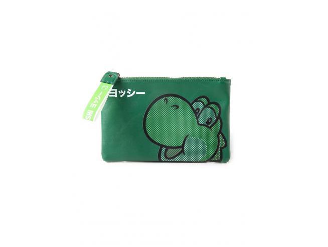 Nintendo - Super Mario Yoshi Face Porta Monete Difuzed