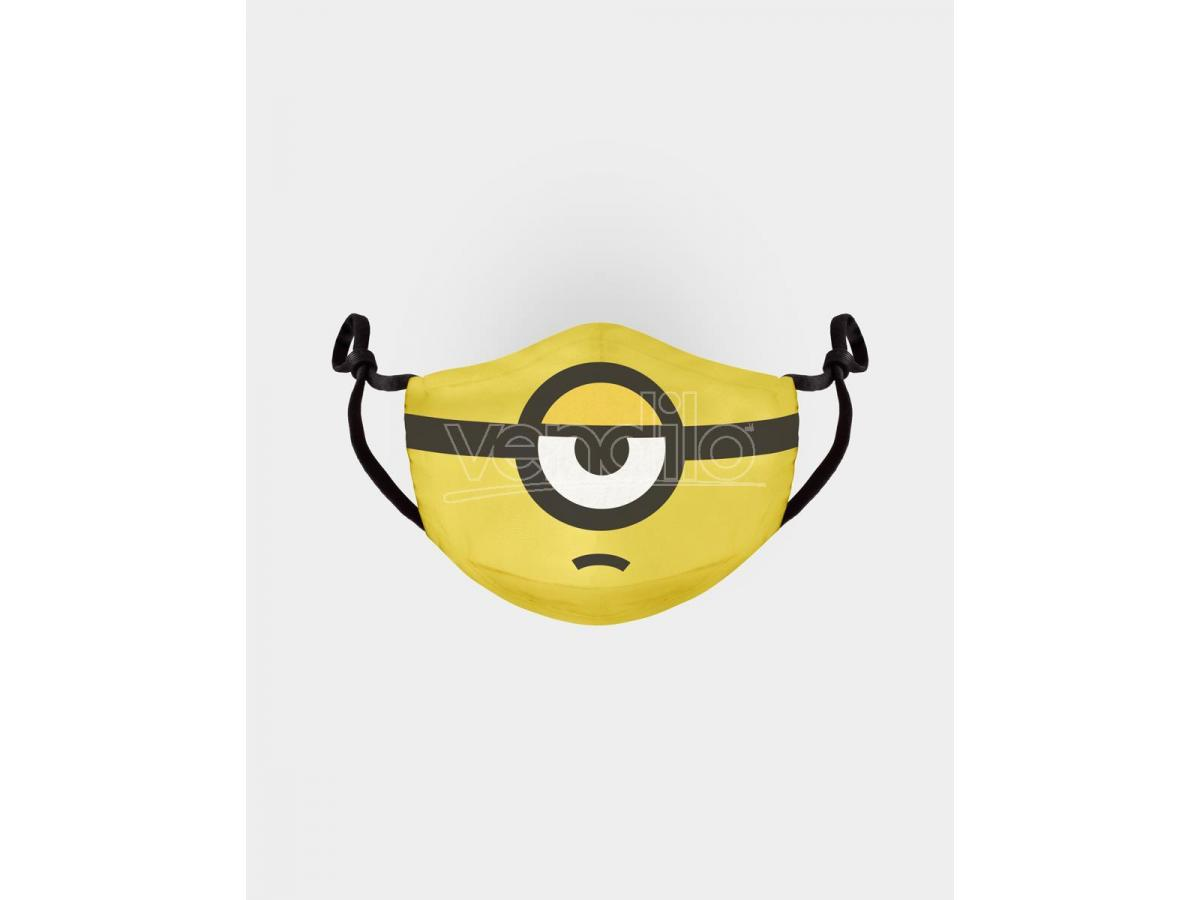 Universal - Minions - Face Mask (1 Pack) Difuzed