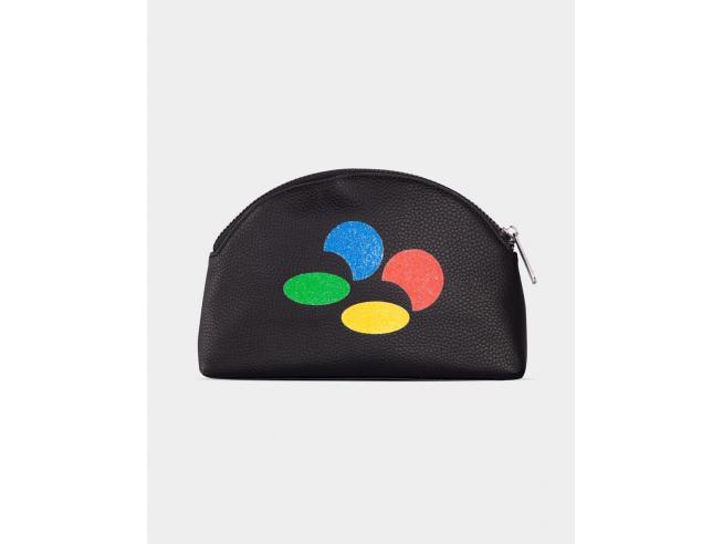 Nintendo - SNES Wash Bag Difuzed