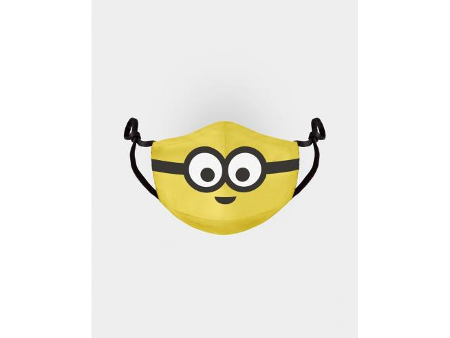 Universal - Minions - Adjustable Face Mask (1 Pack) Difuzed