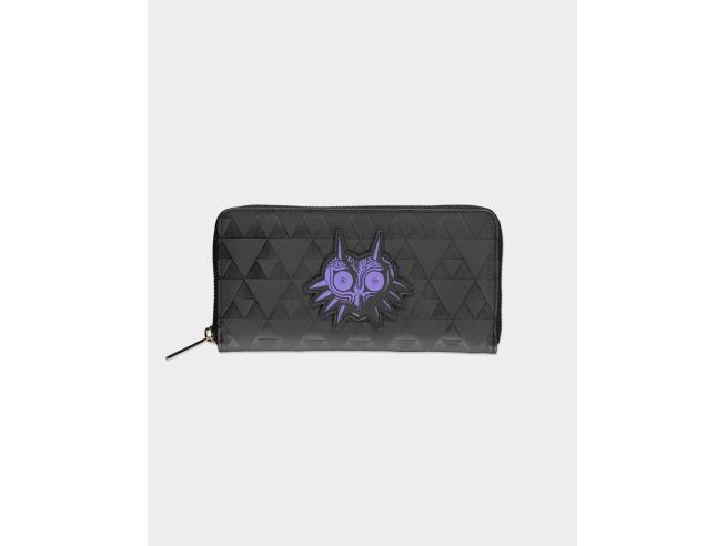 Zelda - Majora's Mask Portafoglio Con Cerniera Difuzed