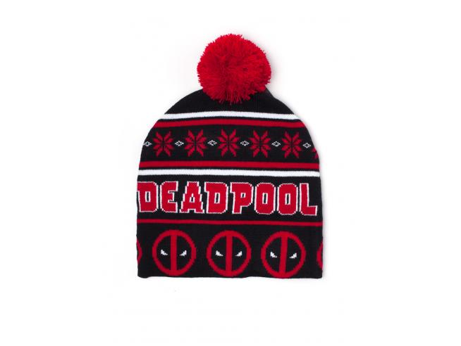 Deadpool - Natale Berretto Difuzed