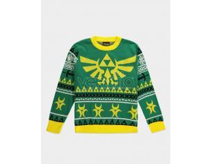 Zelda - Hyrule Bright - Natale Jumper Difuzed