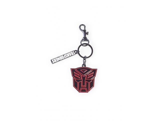 Hasbro - Transformers - Metal Portachiavi Difuzed