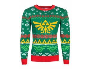Zelda - Knitted Natale Jumper Difuzed