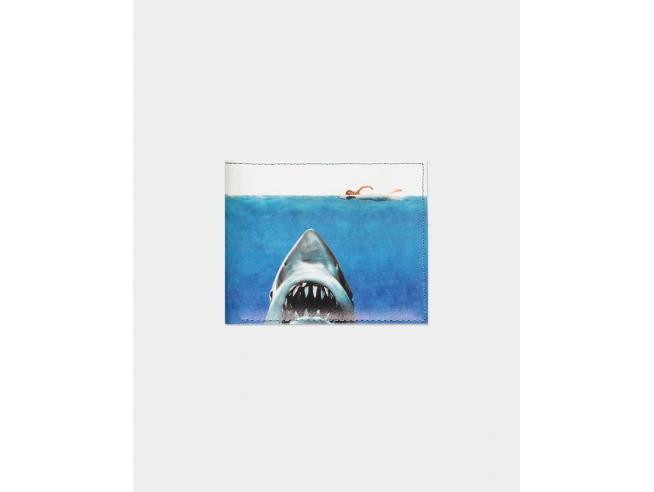 Universal - Jaws - Portafoglio Pieghevole Difuzed
