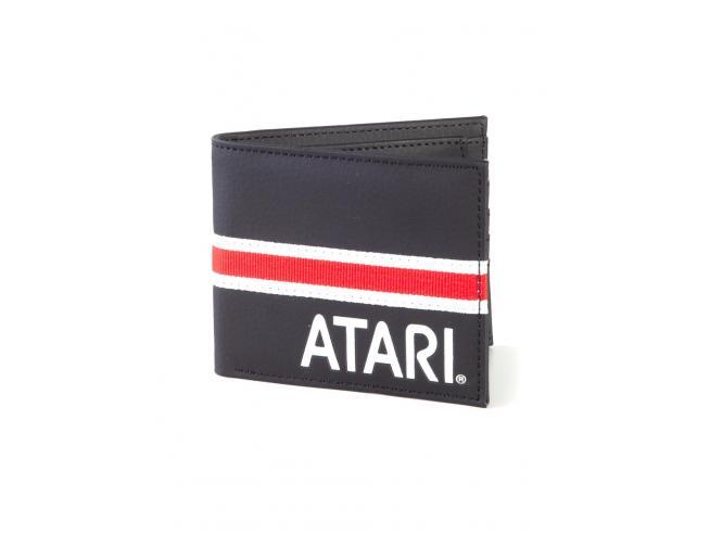 Atari - Portafoglio Pieghevole Con Webbing Difuzed