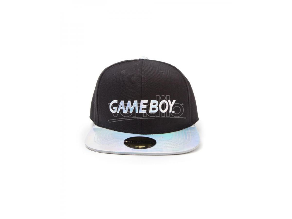 Gameboy - Holographic Logo Cappellino Snapback Difuzed